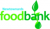Logo for Newtownards Foodbank Strangford Cycle
