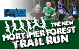 Logo for Mortimer Forest Trail Run
