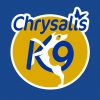 Logo for Chrysalis K9 Canicross Virtual Race 1, 2 and 3 amnesty.