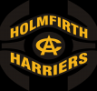 Logo for Holmfirth Harriers Athletics Club (Family)