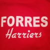 Logo for Forres Harriers Benromach 10k 2020