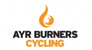 Logo for Ayr Burners Cycling 2018