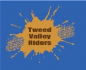 Logo for Tweed Valley Riders 2016 membership