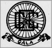 Logo for Gala Cycling Club 2018