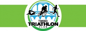 Logo for Borders and Bridges Triathlon