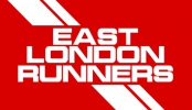 Logo for East London Runners' Valentines Park Charity 5k