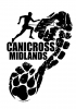 Logo for Canicross Midlands Old Magic Mile