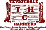 Logo for Teviotdale Harriers