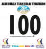 Logo for Aldeburgh Fun Team Relay Triathlon