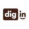 Logo for Dig in at the Dock 2017