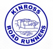 Logo for Kinross Road Runners