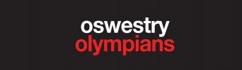 Logo for Oswestry Olympians