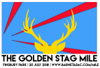 Logo for The Golden Stag Mile