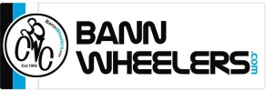 Logo for Bann Wheelers Cycle Sportif 2019