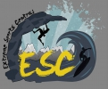Logo for -Try Climbing With ESC-  August