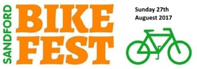 Logo for Sandford BikeFest Challenge Cycle