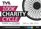 Logo for Team Vision Racing 100km Charity Cycle