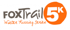 Logo for FoxTrail 5K Winter Running Series: Race Two, Night Time 5K