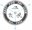 Logo for EFT East Fife Tri Club Membership 2018/2019