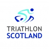 Logo for Beginners session - open water swimming for triathlon
