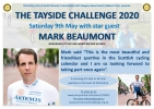 Logo for Tayside Challenge
