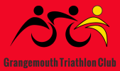 Logo for Grangemouth Triathlon Club of the Year 2018