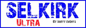 Logo for Selkirk Ultra and Half Ultra Trail Races