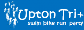 Logo for Upton Tri+ Party/ Camping only