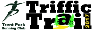 Logo for Trent Park Triffic Trail 10K - 2017