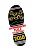 Logo for Auchterarder Half Marathon in association with Gleneagles