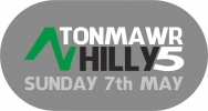 Logo for Tonmawr Hilly 5