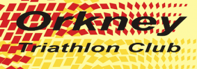 Logo for Kirkwall Mini Triathlon