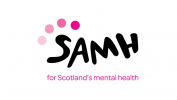 Logo for Forth Road Bridge Virtual 10K for SAMH