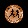 Logo for HrH's RunVEMBER Challenge (Swindon)