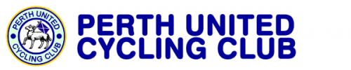 Logo for Perth United Cycling Club Social Evening and Prize Giving