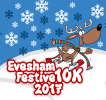 Logo for Evesham Festive 10K
