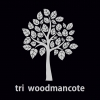 Logo for Tri Woodmancote Adult Membership 2020 - reduced