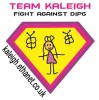 Logo for Team Kaleigh 10K Challenge 2017