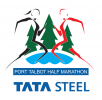 Logo for Port Talbot Half Marathon 2019