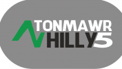 Logo for Tonmawr Hilly 5 2020