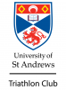 Logo for St Andrews Spring Triathlon 2018