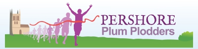 Logo for 2019 Pershore Plum 10k