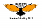 Logo for ​​​Stanton Stile Hop – 5k and 10k multi terrain trail race