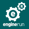 Logo for The Engine Run