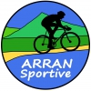 Logo for Arran Sportive in aid of OYT Scotland