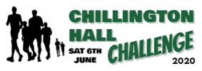 Logo for The Chillington Hall 11K 2020