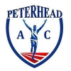 Logo for Peterhead Athletics Club Junior membership fee 2021