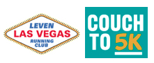 Logo for Leven Las Vegas 2020 Couch to 5k Course