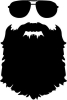 Logo for Beardy McBeardskins