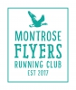 Logo for Montrose Flyers Running Club